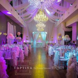 Wedding & Event Venue at The Crystal Ballroom in Orlando