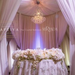 Wedding Venue Design at The Crystal Ballroom in Orlando