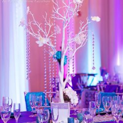 Wedding Decor & Design at The Crystal Ballroom in Casselberry