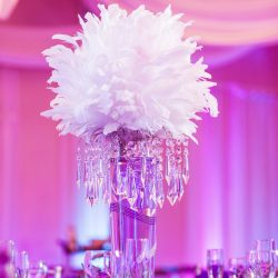 Event Centerpiece at The Crystal Ballroom in Casselberry, FL