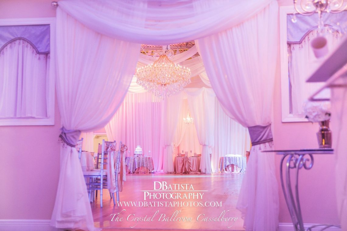 The Crystal Ballroom Florida Wedding Venues Events