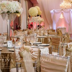 Wedding Reception Venue at The Crystal Ballroom in Orlando
