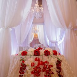 Wedding Decor from The Crystal Ballroom in Casselberry