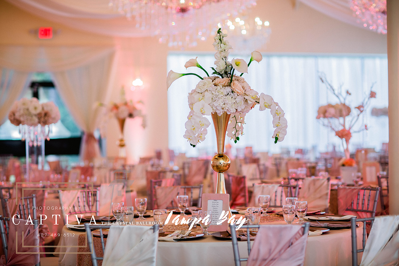Event Venue And Design Services Book Today The Crystal Ballroom