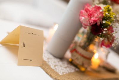 wedding-table-hashtag