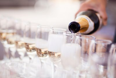 champagne-poured-for-guests