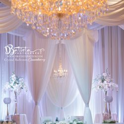 The crystal ballroom floridas premier wedding venue and event hall the perfect decor for your perfect event junglespirit Image collections
