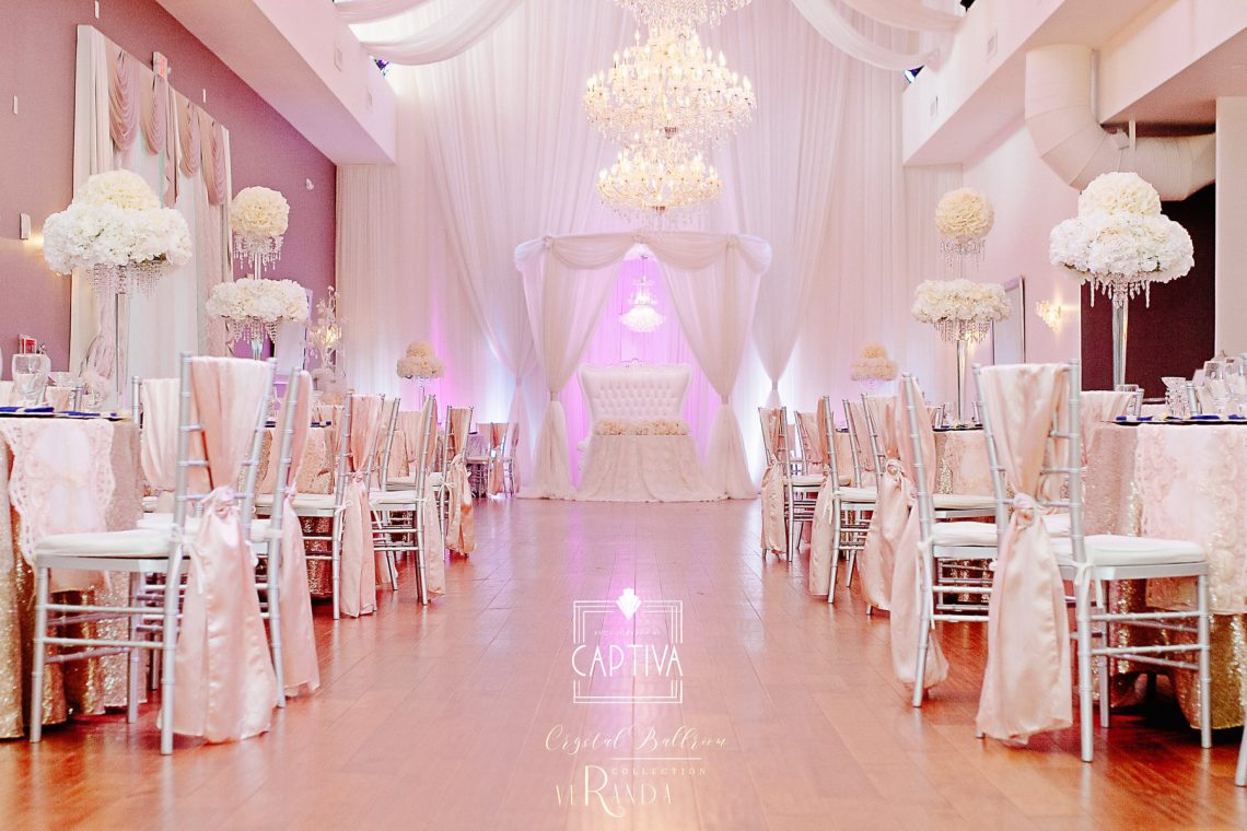 Orlando\'s Best Wedding Venue - Book Your Big Day! | The Crystal Ballroom
