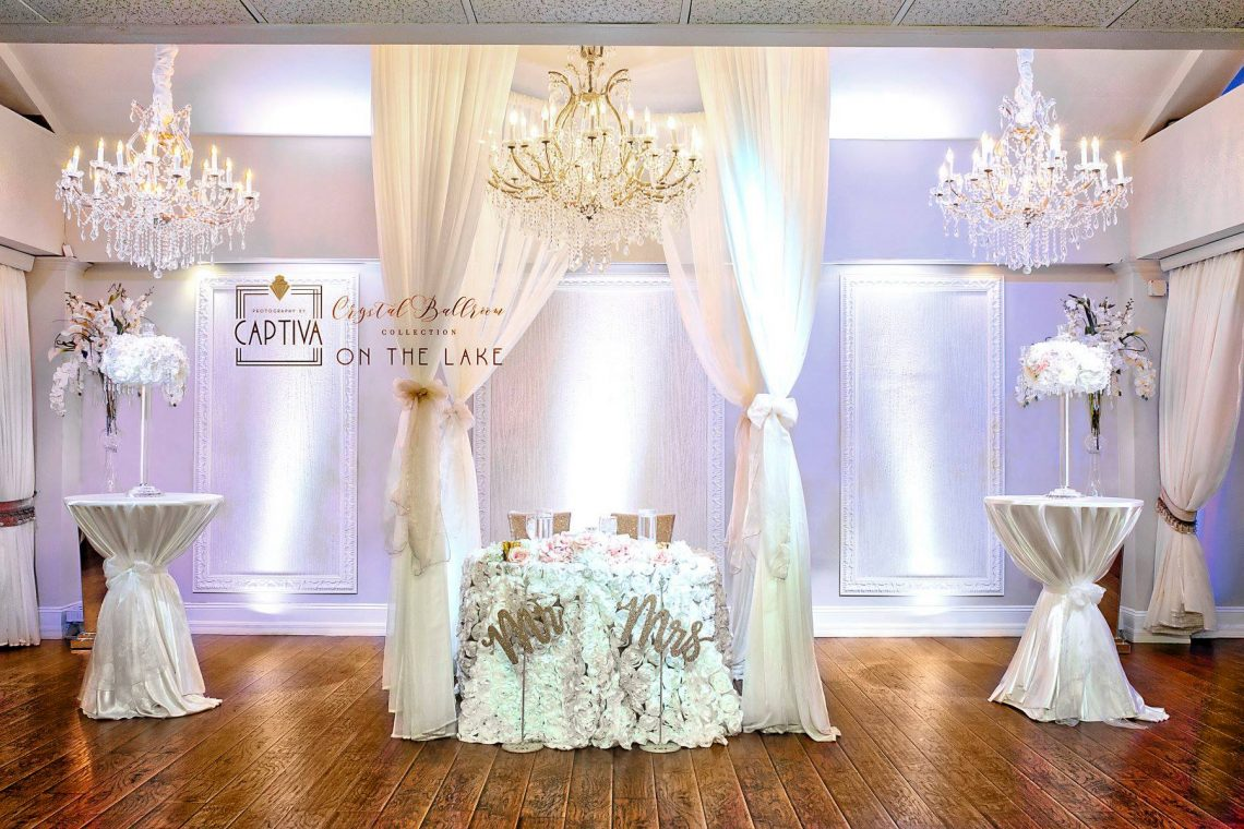 Orlando\'s Best Wedding Venue - Book Your Big Day! | The Crystal Ballroom