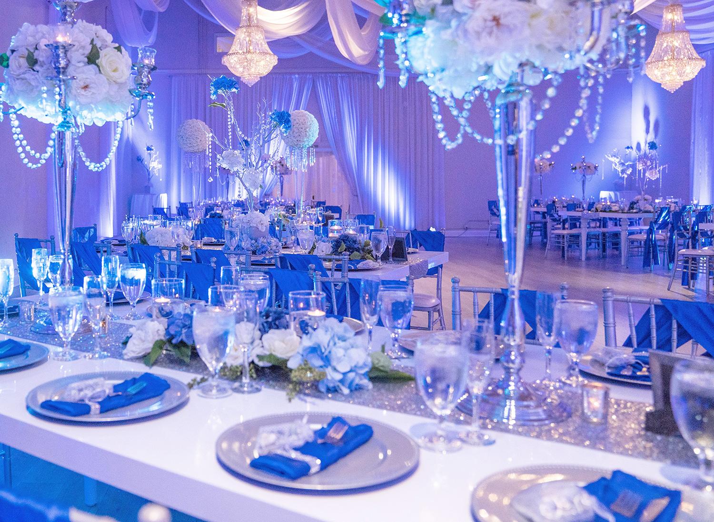 The Crystal Ballroom - Florida's Premier Wedding Venue and
