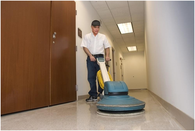 Cleaning Your Own Office? How you're Setting Yourself Up for Liability!
