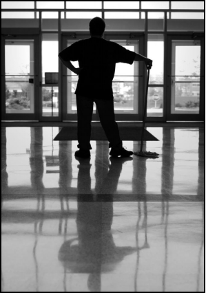 Is Your Facility Manager Falling For Cheap Janitorial Bids?