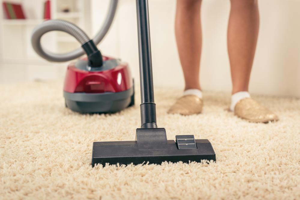 Image showing carpet cleaning in kansas city