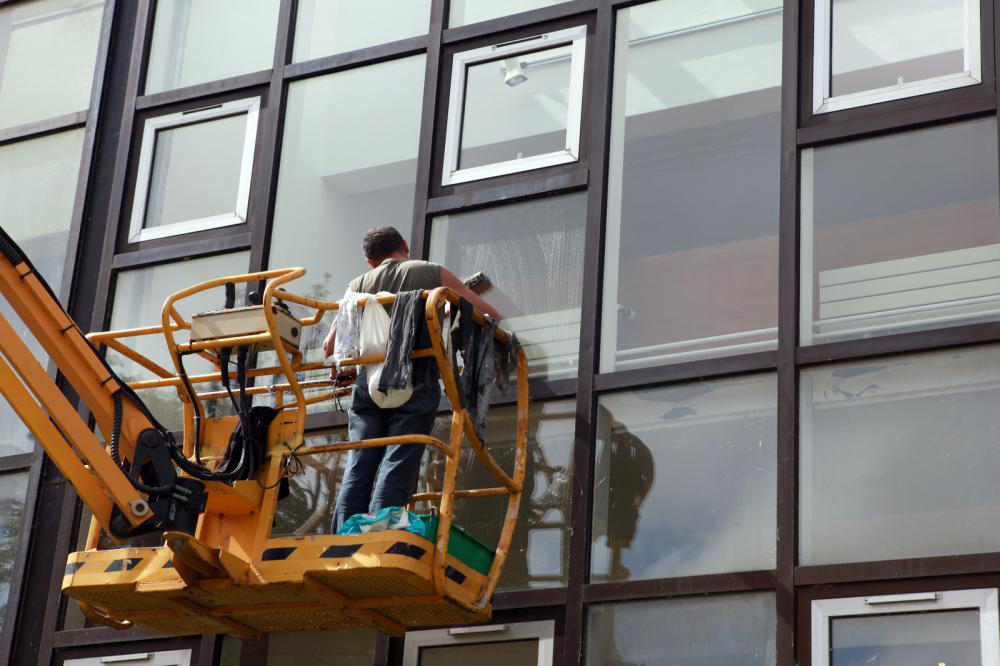 Image showing extra window cleaning services Kansas City