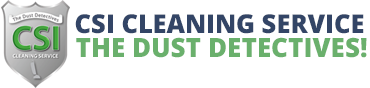 CSI Cleaning Service | The Dust Detectives!