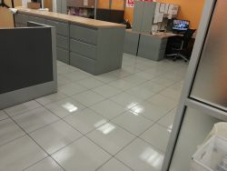 Let us clean your office floors!