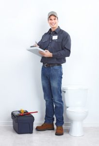 How to properly flush your toilet from how Edwardsville plumber.