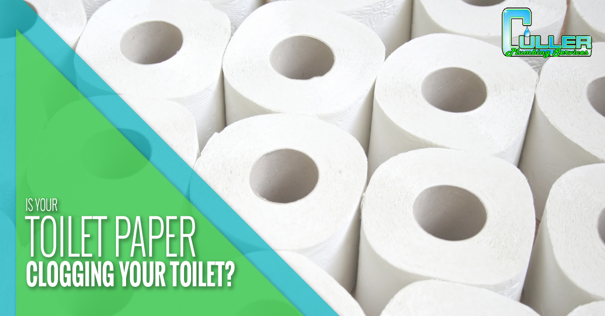 Is Your Toilet Paper Clogging Your Toilet_
