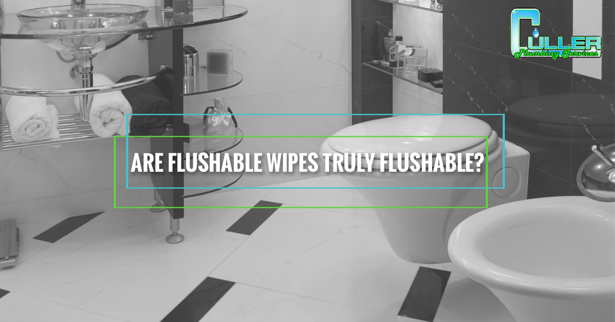 Are Flushable Wipes Truly Flushable