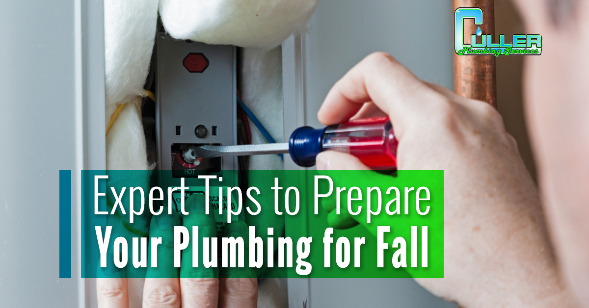 Expert Tips To Prepare Your Plumbing For Fall