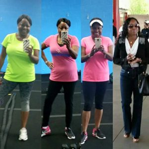 Pamelas weight loss