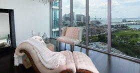 Image of a Miami home's interior.