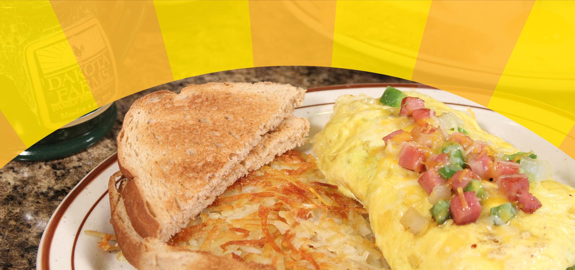 Dakota Farms Breakfast All Day