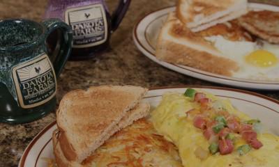 Dakota Farms Omelette