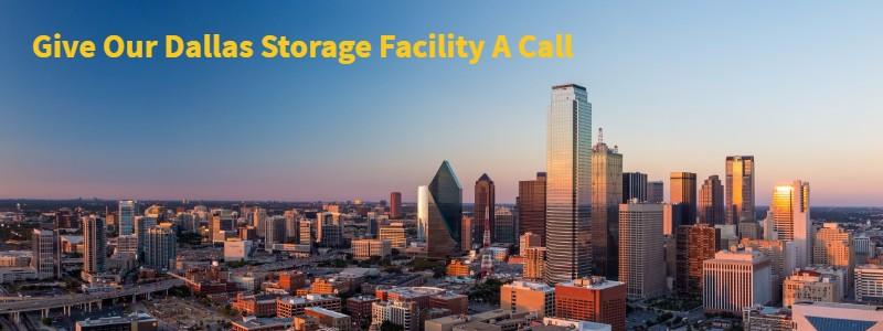 Storage Units Dallas