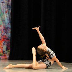 Contemporary Dance Pose