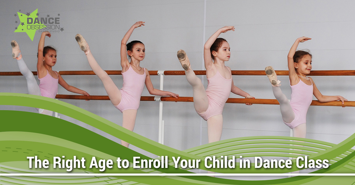 The Right Age to Enroll Banner