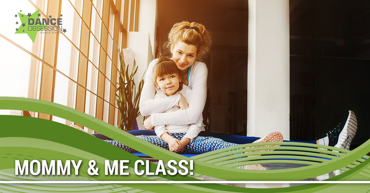 Mommy & Me Class Banner