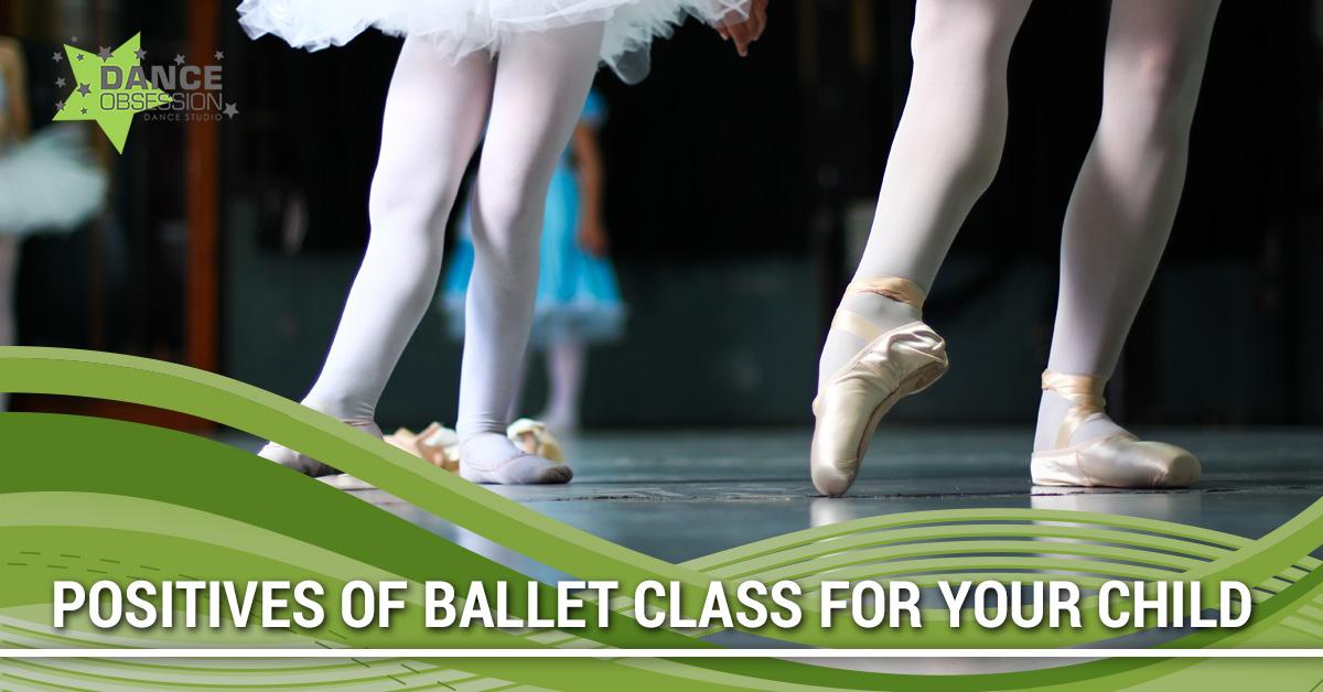 Positives of Ballet Banner