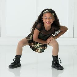 Student of Our Dance Studio Posing