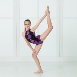 One of Our Children Dancers Stretches