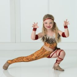 Young Member of Our Dance Classes Striking a Pose - Dance Obsession