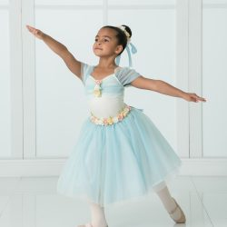 Young Ballet Dancer From Our Dance Classes