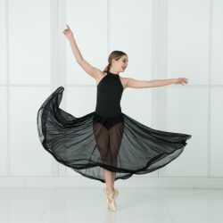 Graceful Ballet Dancer From Our Dance Studio