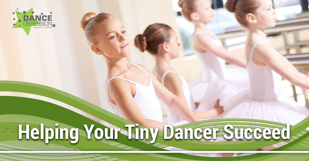 Helping Your Tiny Dancer Succeed Banner