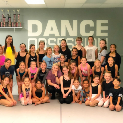 The Students at Dance Obsession