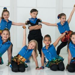 Students of Our Hip Hop Dance Class