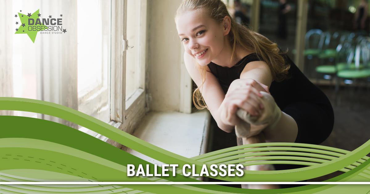 Ballet Classes Banner