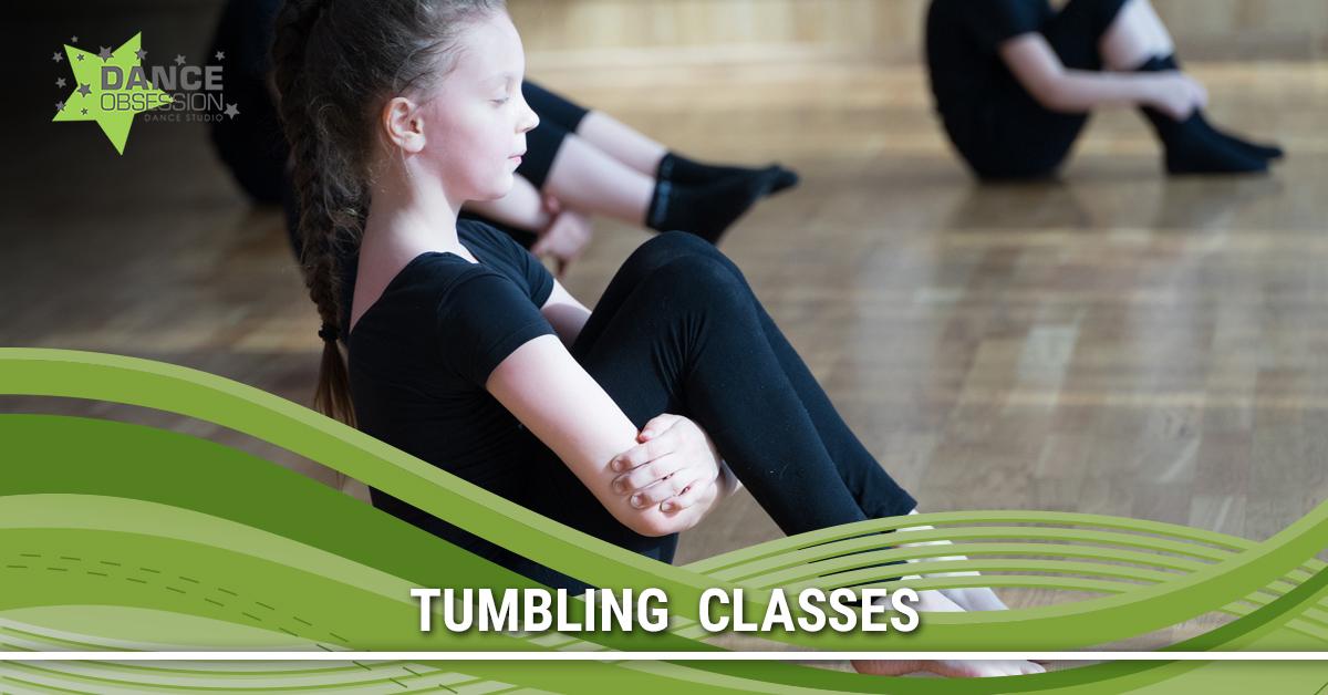 Tumbling Classes Banner