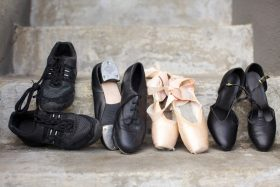 Types of Dance Shoes