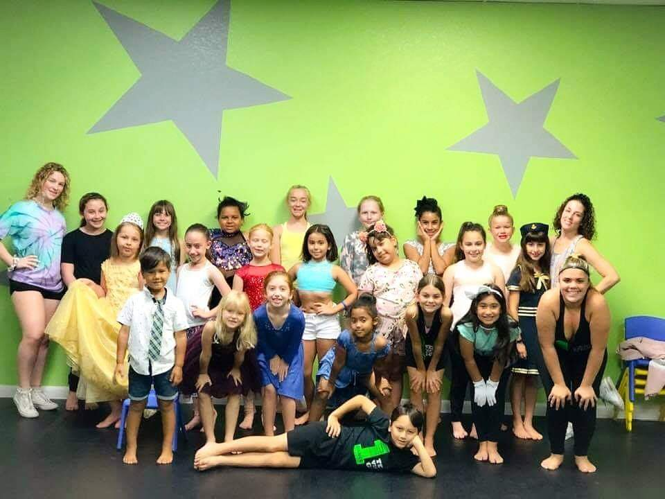The Kids at Dance Obsession