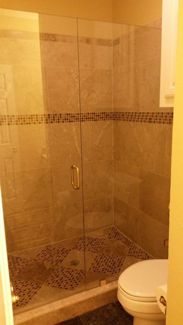 Glass Shower Doors - Custom Frameless Shower Doors | D&S Glass