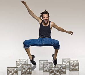 Savion Glover is an instructor at our 2017 Dance Convention.