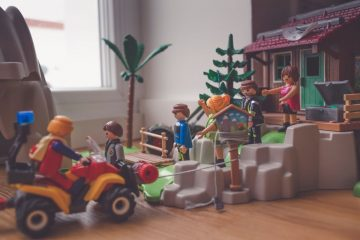 Lego toys and people. Photo by Markus Spiske on Unsplash.