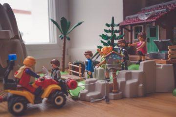 Lego toys and people. Photo by Markus Spiske on Unsplash.