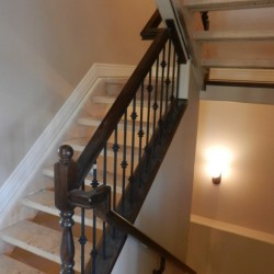 One of our railing systems.